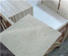 Konya Light Travertine Tiles, Turkey White Travertine