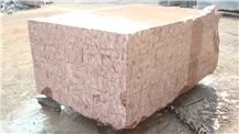 O Red Marble Blocks