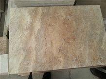 Beige Limestone Tiles & Slabs, Turkey Beige Limestone