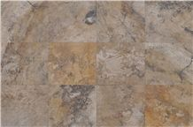 Hades Travertine Slabs & Tiles, Yellow Travertine Pattern Tiles, Flooring Tiles Peru