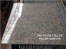 Golden Grain Granite Tiles & Slabs,China Yellow Granite