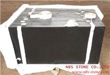Hainan Black Basalt Tiles, Cut to Size