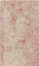 Salsali Rosalia Marble (Rosa Bella) Pink Marble