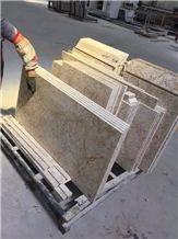Ice Spider Beige Marble Slabs/Beige Marble Tiles/Beige Marble Tiles/Ice Marble Bathroom Walling Tiles