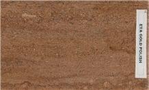 Eta Gold Sandstone Polished