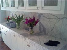 Statuary Venato Marble Countertop