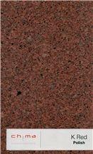 K Red Granite India Tiles & Slabs