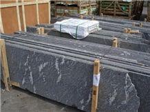 Iron Snow,China Origin Flamed Granite,China Via Lactea Granite Slabs and Tiles,Flamed Grey Granite Flooring,Skirting and Wall Tiles