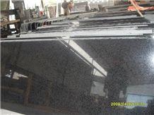 Chinese Basalt G684 Black Basalt Polished Slabs