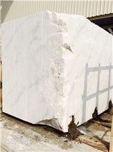 Athena White Marble Block, Greece White Marble
