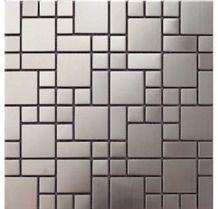 Backsplash Metal Mosaic Tile