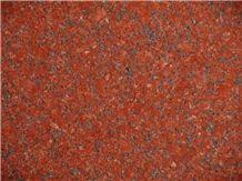 India Royal Red Granite ,Ruby Red Granite, Ilkal Red Slabs & Tiles,Royal Red India Granite