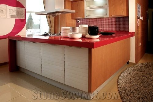 China Quartz Stone Custom Countertop Fabricator,Standard ... on
