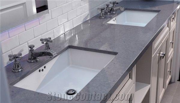 Extra Deep Undermount Sink Countertop