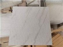 China White Sandstone Tiles Wave Veins(White Shade)