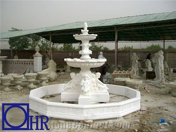 garden fountains sale water for south africa cape town inches white marble large outdoor fountain