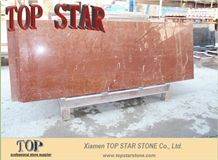 Cheap Red Levante Marble Interior Stone,Spain Quipar Claro Red Marble Tiles & Slabs