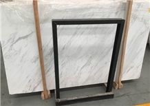 Natural Stone Sand White Marble Factory Price Slabs & Tiles, Ice Flower White Marble Slabs & Tiles