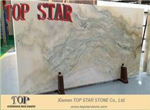 Popular White Marble Jade Stone,Landscape White Marble Slabs & Tiles