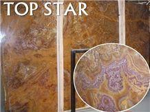 Rojo Sangre Onyx Slabs & Tiles,Flooring,Wall Covering