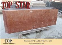 Spain Alicante Rosso Marble Tiles & Slabs, Quipar Claro Marble Tiles & Slabs
