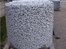 White Italy Limestone Pebble Stone & Gravels