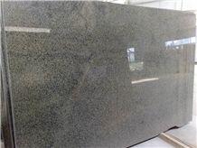Sage Green Granite Polished Slabs,China Green Granite Tiles & Slabs