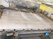 Autumn Ashes Wood Vein Marble Slabs, China Beige Marble
