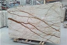 New Sofitel Gold Beige Marble Slab & Tile