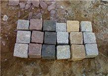Granite Cobbles & Pavers