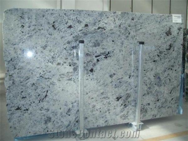 Hot Sale Low Price Labradorite White Granite Slab From