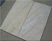 Golden White Quartzite Tiles, Slabs, Stacked Stones, Cultured Stones and Ledge Stones