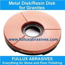 200mm Buff Polishing Disk for Granite Polishing