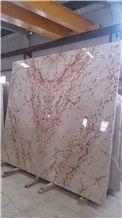 Rosa Patara Marble Slabs