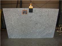 Moon White Slabs 3cm, White Granite India Tiles & Slabs