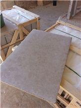 Sinai Pearl Limestone Tiles & Slabs, Grey Limestone Egypt Polished Floor Covering Tiles, Walling Tiles