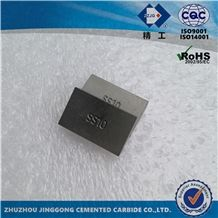 Cemented Carbide Tips Ss10 for Stone Cutting