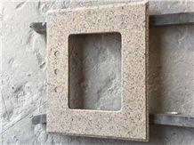 New Giallo Veneziano, Beige Granite Bath Tops