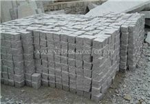 Cobble Stone,Granite Cube Stone,G614 Granite Cobble Stone,Paving Sets,Garden Stepping Pavements