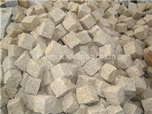 G682 Granite Cobble Stone,Courty Road Pavers,Paving Sets,Floor Covering,Garden Stepping Pavements