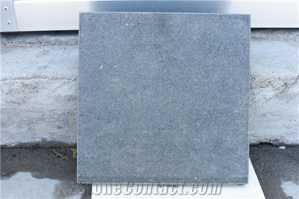 China Black Granite Natural Stone Paving Tiles Slabs