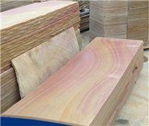 China New Rainbow Sandstone Tiles & Slabs ,  Sandstone Walling , Sandstone Covering , Sandstone Pavers