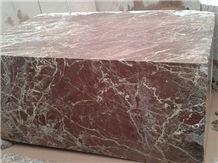 Cherry Gold Marble Blocks