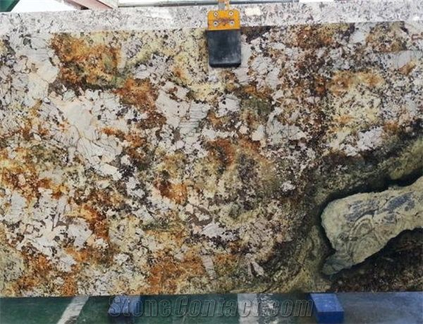 Etonnant Barricato Granite Slabs