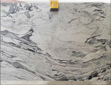 Cosmic White Granite 3cm Slabs