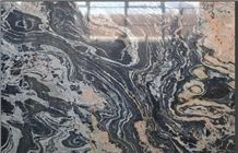 Oceanic Black Granite 2cm Slabs