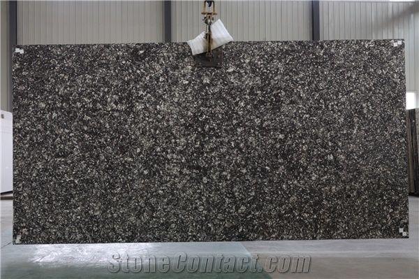 China Black Quartz Stone Tiles Slabs
