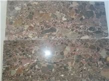 Marble Emperador, Conglomerate Red-Brown Marble Tiles & Slabs