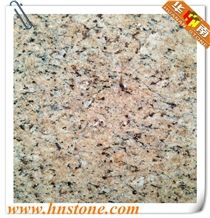 Golden Yellow Granite Wall Cladding Tile & Slab