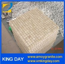 China Beige Crema Marfil Marble Mosaic Tile 30x30
